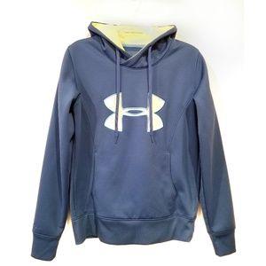 Under Armour semi fitted hoodie sweatshirt